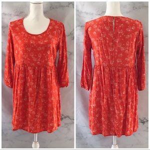 OLD NAVY Dandelion Print Sheath Dress